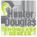 Hunter Douglas Showcase Dealer